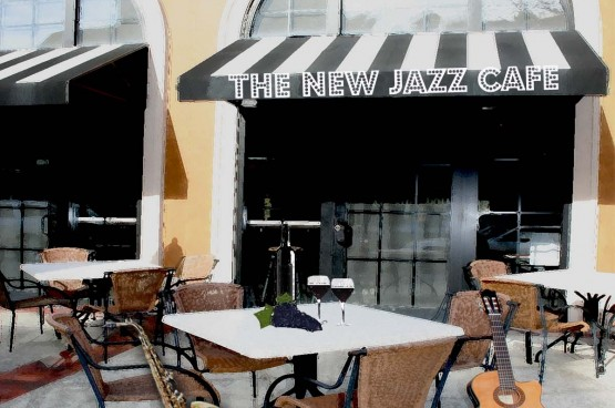 The New Jazz Cafe